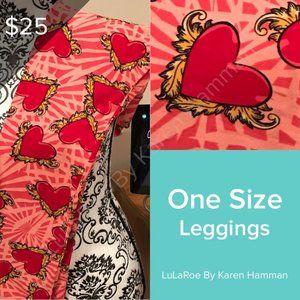 Valentine Leggings